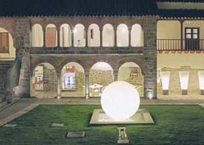 Sphère Lumineuse Guy Collomb Patton Electricité-1